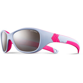Julbo Solan Spectron 3+ Sunglasses 4-6Y Kinder lavender/pink-gray flash silver